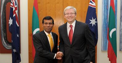 australia-maldives