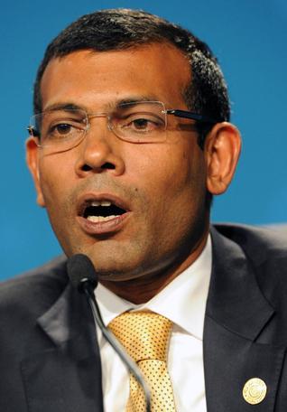 president-maldives