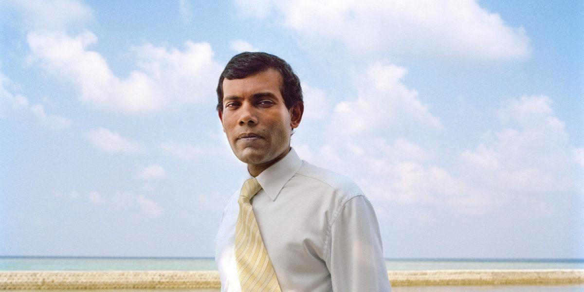 Free President Mohamed Nasheed